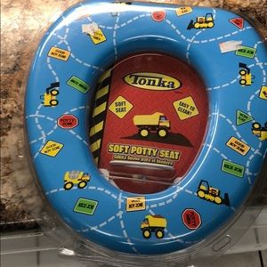 Tonka soft potty seat new in package